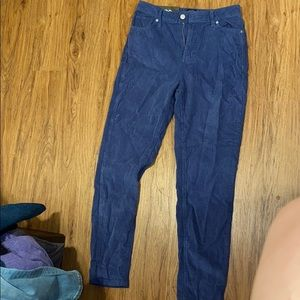 Urban outfitters BDT Mom high rise corduroy pants